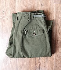 50S Korean War US Army M1951 M51 Wool Trousers Pants! 31.5사이즈! 굿 컨디션!